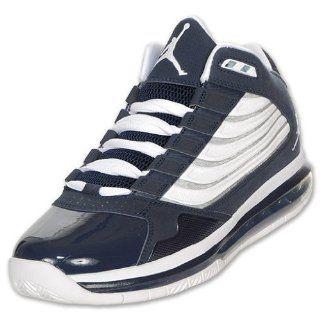 Mens Jordan Big Ups Basketball Shoes Size 8 Shoes
