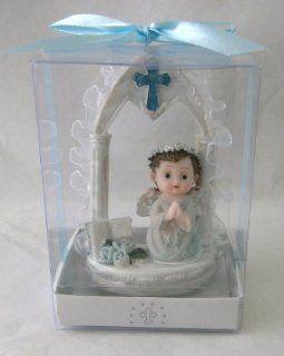 Baby Keepsake Set of 12 Baby Boy Angel Toddler Praying