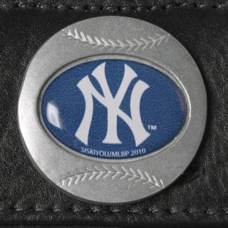 New York Yankees Mens MLB Money Clip