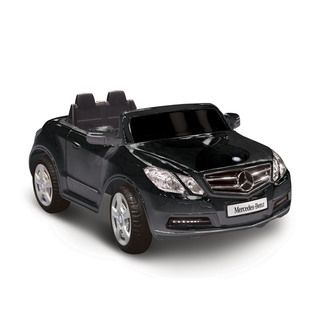 Mercedes Benz E550 Black 1 seater Riding Toy