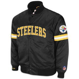 Pittsburgh Steelers Mitchell & Ness Backup Satin Jacket