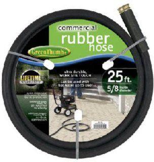Gt 5/8X25 Rubber Garden Hose 137 885 Rubber Hose Patio, Lawn & Garden