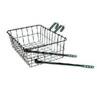 Wald 137 Front Bicycle Basket (15 x 10 x 4.75, Black