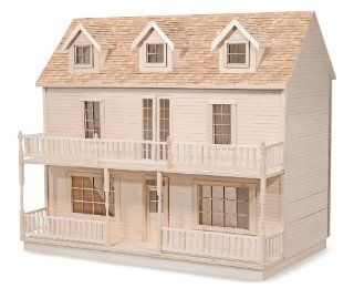 Melissa & Doug The House That Jack Built Dollhouse   Lisa