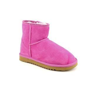 Ukala Womens Sydney Mini Regular Suede Boots