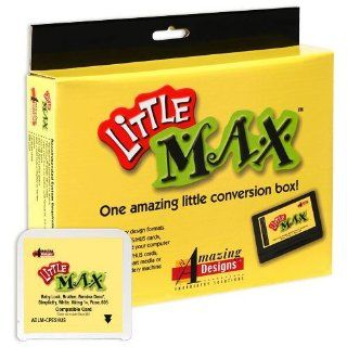 Amazing Designs LITTLE MAX Box Reader/writer + Card Home