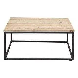 90 cm Venezia Non   Achat / Vente TABLE BASSE Table basse carrée 90