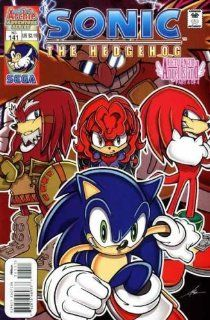 SONIC THE HEDGEHOG #141 (December 2004) Karl Bollers, Jon Gray