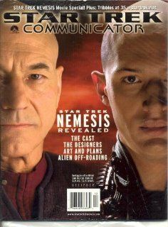 Star Trek Communicator #141, Dec./Jan. 2003: Larry Nemecek: