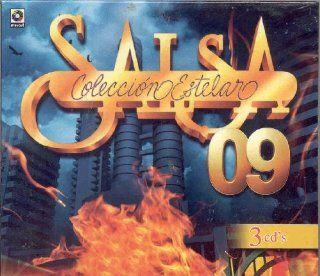 SALSA COLECCION ESTELAR 09 HANSEL CAMACHO ORQUESTA