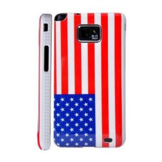 Coque Samsung Galaxy S2 i9100 motif drapeau USA   Achat / Vente HOUSSE