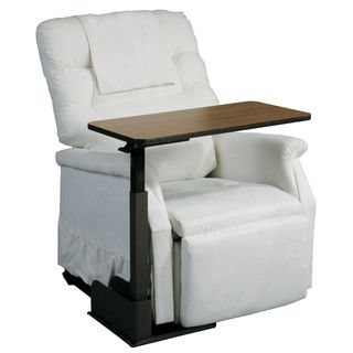 Seat Lift Chair Overbed Table