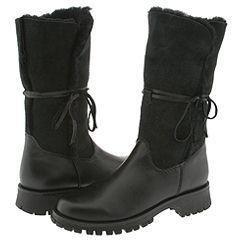 Bastien Mt Blanc Black Boot