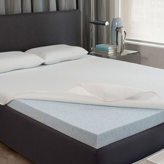 Dream Gel 2.5 inch Gel Memory Foam Mattress Topper
