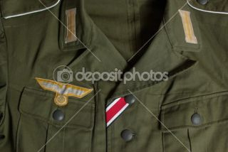 German WW2 uniform  Stockfoto © Sergey Zvyagin #11414557