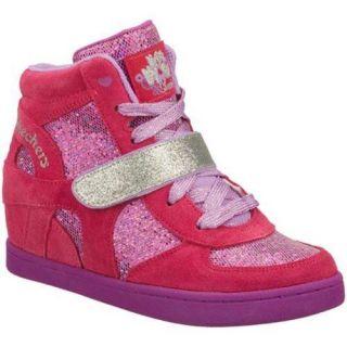 Girls Skechers Hydee Plus 2 Pink/Multi