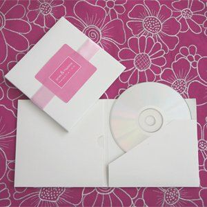 CD Covers (Set of 144)   Baby Shower Gifts & Wedding