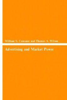 Advertising and Market Power (Harvard Economic Studies, V. 144