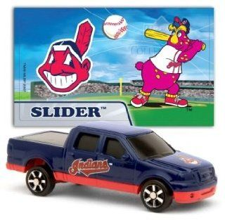 MLB 187 Scale Ford F 150 with Team Mascot Sticker
