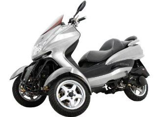 Sunny Powersports MC D150TKA SILVER Gas Roadrunner 150cc