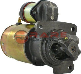 STARTER MASSEY FERGUSON MF 135 MF 150 PERKINS ENGINE 1109397 323 650