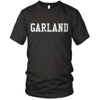 Garland Collegiate Fine Jersey T Shirt (White) Clothing