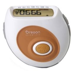Oregon Scientific PE823 Pedometer with Calorie Counter Today $31.99 2