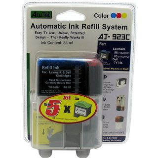 AcuJet AJ 923C 174 Color Ink Refill Station