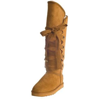 Australia Luxe Womens Bedouin Sheep Skin Tall Boots