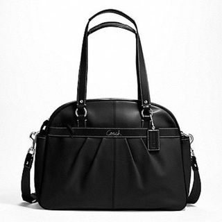 Coach Addison Leather Baby Tote Bag