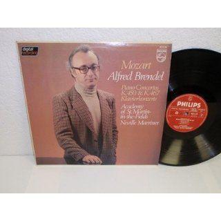 Concertos k.450&k.467 LP Philips 6514 148 VG+ Vinyl
