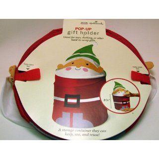 Hallmark Christmas XBC 153 Santa Pop Up Christmas Gift