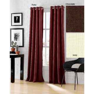 Astor Chenille 84 inch Grommet Window Panel Pair