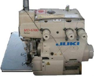 Juki MO 6704S Industrial 3 Thread Overlock Sewing Machine