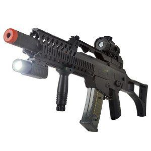 M41K1 150 FPS Spring Airsoft Double Eagle Assault Rifle w