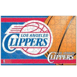 CLIPPERS OFFICIAL LOGO 150 PIECE JIGSAW PUZZLE Sports & Outdoors