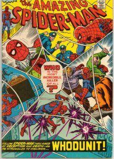 Amazing Spider Man, The No. 155 (Follow Spider Man thru a Web of