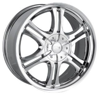 Ion Alloy 151 Chrome Wheel (20x8.5/10x120mm)