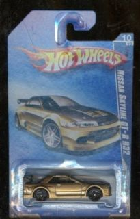 Hot Wheels 2009 156 Nissan Skyline GT R R32 Dream Garage