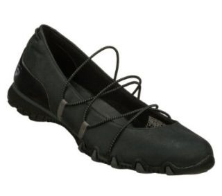 Skechers Bikers Twisted Womens Mary Jane Shoes Shoes