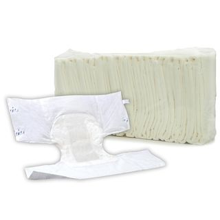 Attends Confidence Large Disposable Briefs (Case of 72)