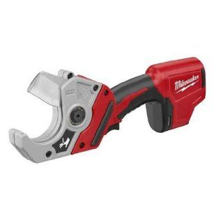 Bare Tool Milwaukee 2470 20 M12 12 Volt Cordless PVC Shear (Tool Only