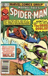 Marvel Tales Starring Spider Man, Vol. 1, No. 152, June 1983, The