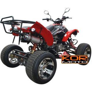 Kor Moto Racer 250 Rouge   Achat / Vente QUAD Quad Kor Moto Racer 250
