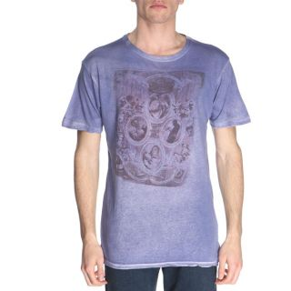 FRESH BRAND T Shirt Homme Indigo   Achat / Vente T SHIRT FRESH BRAND T