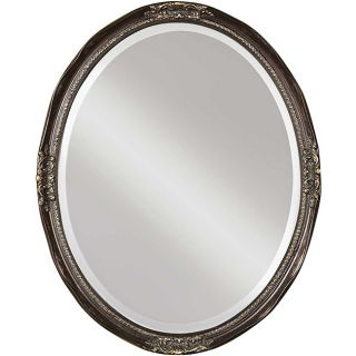Newport Oval Silver Leaf Framed Mirror Today $151.80 4.0 (1 reviews