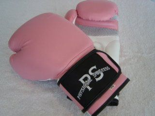 Pink Boxing Gloves 10oz