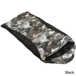 Ledge Sports Gunny Sack 0 degree F Youth Rectangular Mummy Hood