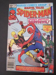 Marvel Tales Starring Spider Man, Vol. 1, No. 154, Aug. 1983, Duel