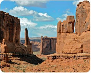 AD Publishing Arches National Park Peel and Stick Mouse Pad Today $